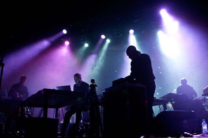 Eklektik Orchestra - Solaris (foto Marcin Wojtowicz)