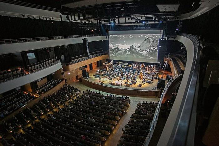 Eklektik Orchestra ECHOES foto Łukasz Rajchert
